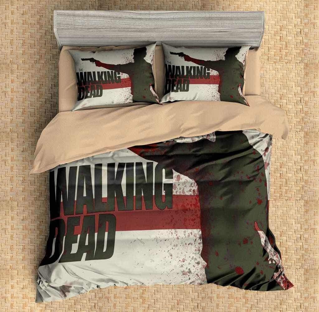 The Walking Dead Bed Linen