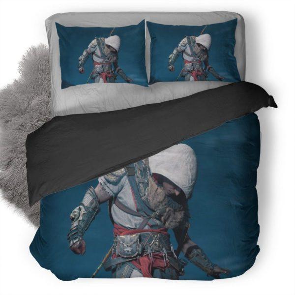 Assassin S Creed 19 Duvet Cover Bedding Set Bedding Legend